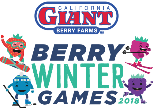 California Giant Berry Winter Games