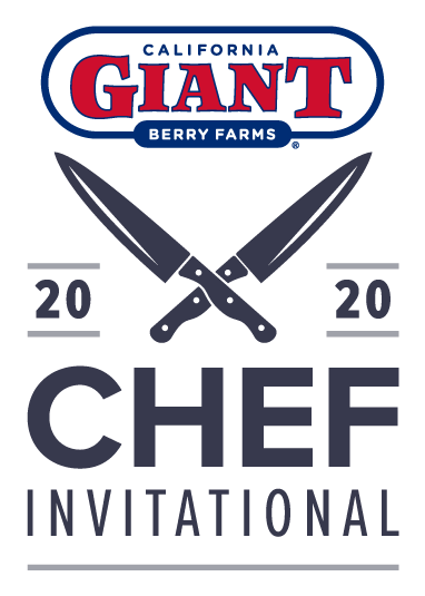 California Giant Berry Farms Chef Invitational 2020 logo