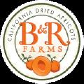 B and R Farms logo
