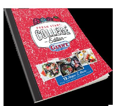 Fresh Start: College Edition eBook