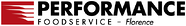 performance foodservice - florence logo