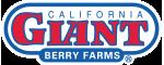 California Giant Berry Farms logo