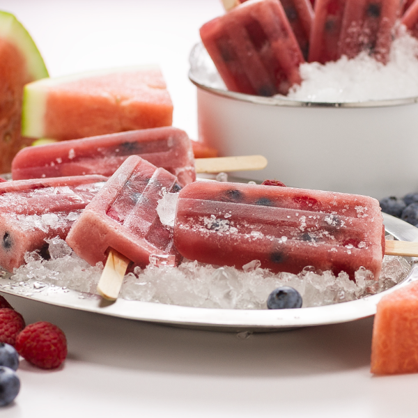 watermelon-berry-popsicles